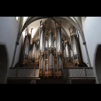 St. Ottilien, Erzabtei, Klosterkirche (Hauptorgel), Hauptorgel