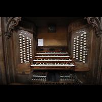 Chester, Cathedral, Spieltisch