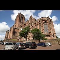 Liverpool, Anglican Cathedral (Hauptorgelanlage), Lady Chapel im Südostflügel