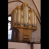 Berlin (Zehlendorf), Pauluskirche (Bach-Orgel), Bach-Orgel auf der Seitenempore