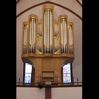Berlin (Zehlendorf), Pauluskirche (Bach-Orgel), Bach-Orgel