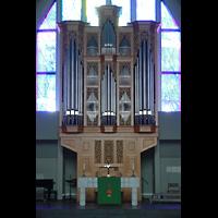 Reykjavík (Reykjavik), Langholtskirkja, Orgel