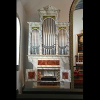 Hafnarfjörður (Hafnafjördur), Kirkja (Romantische Orgel), Barockorgel