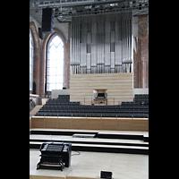 Neubrandenburg, Konzertkirche St. Marien, Orgel