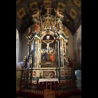 Trondheim, Vår Frue Kirke (Liebfrauenkirche) / Bymision, Altar