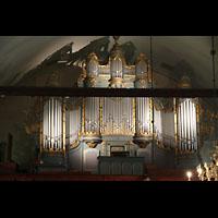 Trondheim, Vår Frue Kirke (Liebfrauenkirche) / Bymision, Orgel
