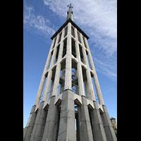 Bodø (Bodo), Domkirke, Turm