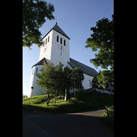 Svolvær (Svolvaer), Kirke, Außenansicht