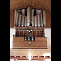 Svolvær (Svolvaer), Kirke, Orgel