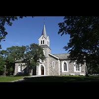 Brønnøysund (Brönnöysund), Kirke (Kleine Orgel), Außenansicht