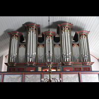 Brønnøysund (Brönnöysund), Kirke (Kleine Orgel), Hauptorgel