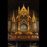 Bergen, Domkirke, Orgel
