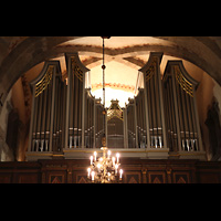 Bergen, Mariakirke, Orgel