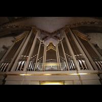 Bergen, Mariakirke, Orgel perspektivisch