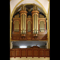 Bergen, St. Paul (kath.), Orgel
