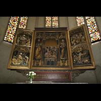 Erfurt, Predigerkirche, Altar