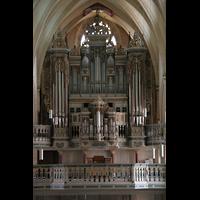 Erfurt, Predigerkirche, Orgelprospekt