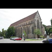 Erfurt, Predigerkirche, Außenansicht