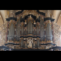 Erfurt, St. Severikirche, Orgel