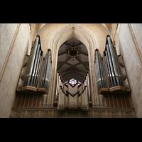 Ulm, Münster (Hauptorgel), Große Orgel