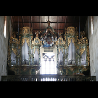 Esslingen, Stadtkirche St. Dionys, Orgel