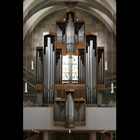 Esslingen, Münster St. Paul, Orgel