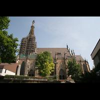 Esslingen, Frauenkirche, Außenansicht