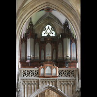 Esslingen, Frauenkirche, Orgel