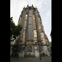 Aachen, Dom St. Marien (Hauptorgelanlage), Chor