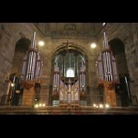 Aachen, Dom St. Marien (Hauptorgelanlage), Hochmünsterorgel