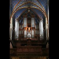 Kevealer, Marienbasilika, Große Orgel