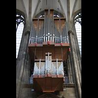 Köln, Dom St.Peter und Maria (Truhenorgel), Langhausorgel