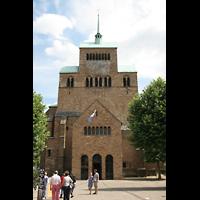 Minden, Dom St. Peter und Gorgonius (Hauptorgel), Fassade