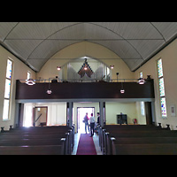 Hohen Neuendorf - Bergfelde, Ev. Kirche, Orgelempore