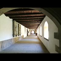 Schaffhausen, Münster (ehem. Kloster zu Allerheiligen), Kreuzgang