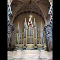 Kaunas, Šv. Petro ir Povilo Arkikatedra (Kathedrale St. Peter und Paul), Orgel