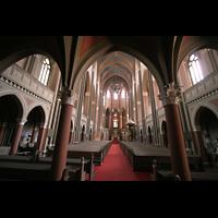 Wiesbaden, Marktkirche, Innenraum