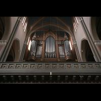 Wiesbaden, Marktkirche, Orgelempore