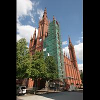 Wiesbaden, Marktkirche, Außenansicht