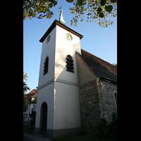 Berlin (Reinickendorf), Dorfkirche Alt Reinickendorf, Turm