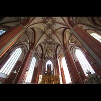 Brandenburg, St. Katharinen (Hauptorgelanlage), Chorraum