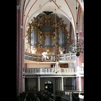 Brandenburg, St. Katharinen (Hauptorgelanlage), Große Orgel