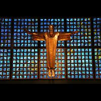 Berlin (Charlottenburg), Kaiser-Wilhelm-Gedächtnis-Kirche, Segnender Christus