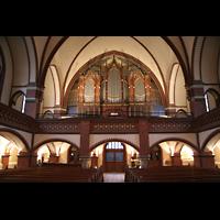 Berlin (Wilmersdorf), Auenkirche, Orgel
