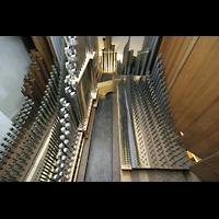 Berlin (Wilmersdorf), Auenkirche, Schwellwerk mit Clarinettte
