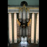 Berlin (Mitte), St. Hedwigs-Kathedrale, Orgel