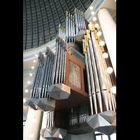 Berlin (Mitte), St. Hedwigs-Kathedrale, Orgel Gesamtansicht