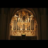 Berlin (Mitte), St. Marienkirche, Orgelempore