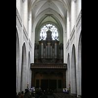 Antwerpen (Anvers), Onze-Lieve-Vrouwekathedraal (Transeptorgel), Große Orgel
