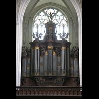Antwerpen (Anvers), Onze-Lieve-Vrouwekathedraal (Transeptorgel), Prospekt der Hauptorgel